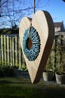 houtenhart 8W