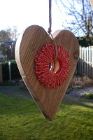 houtenhart 9W